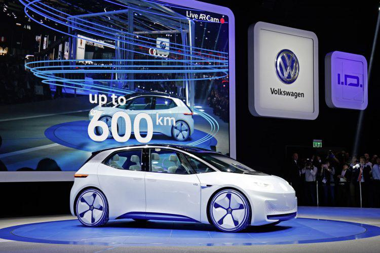 A Volkswagen ID 3 akkumulátorral érkezik