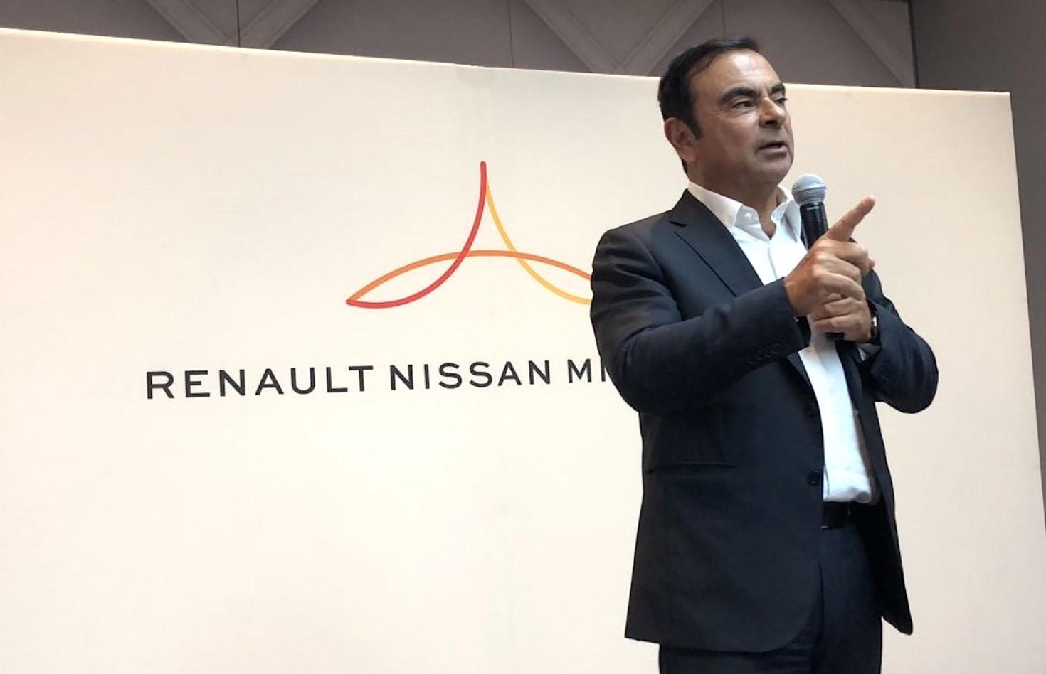 Renault-Nissan-Mitsubishi szövetség 12 új elektromos autót teremt