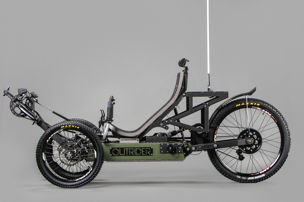 outrider electric bicycle e-mobility
