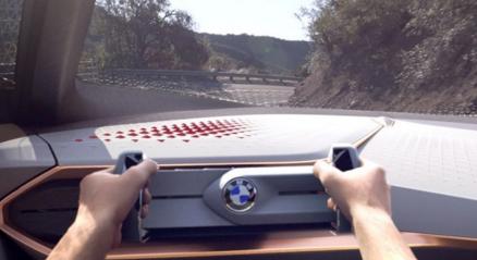 BMW kormany e-mobility onvezeto elektromos auto