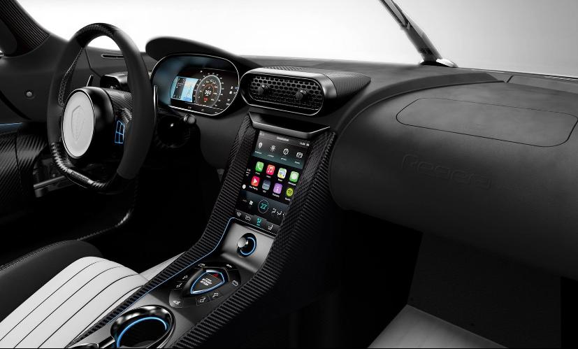 Koenigsegg Regera e-mobility elektromos autozas