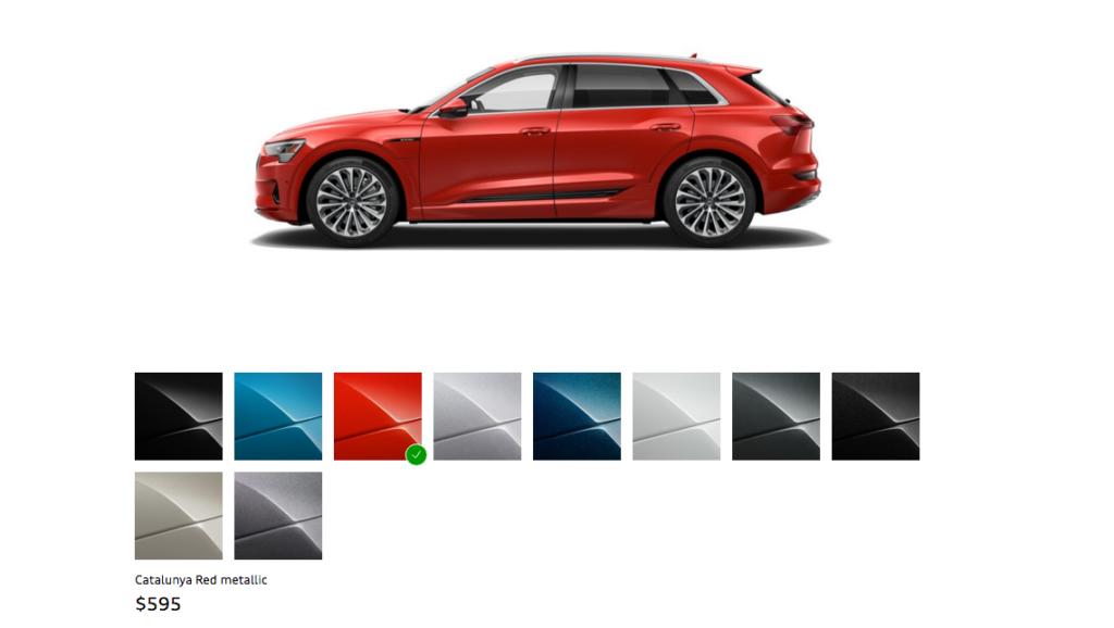 Audi e-tron e-mobility elektromos autozas