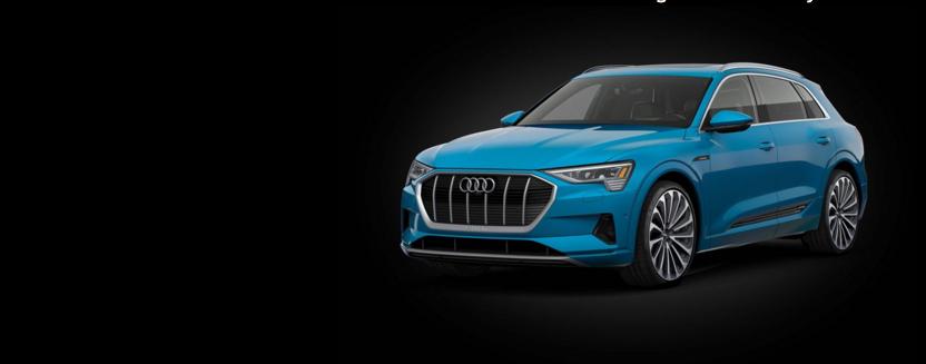 Online tudod összerakni az új Audi e-tron-odat
