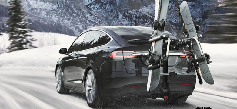 Tesla Model SUV elektromos autozas