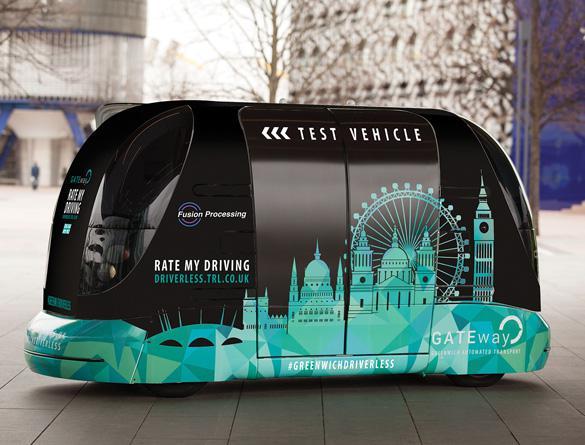 London e-mobility