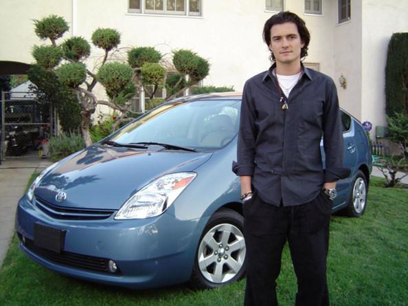 A hírességek között akad Prius tulajdonos is