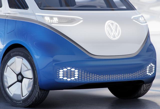 Érkezik az elektromos Volkswagen mikrobusz