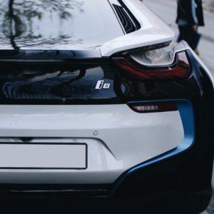 BMW i8 elektromos auto e-mobility