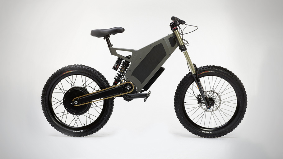 electric bicycle e-mobility Stealth