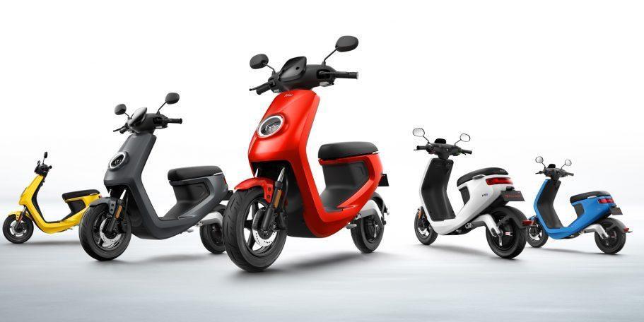 Vespa elektromos motor e-mobility