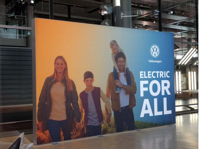 A Volkswagen javít az akkumulátorokon