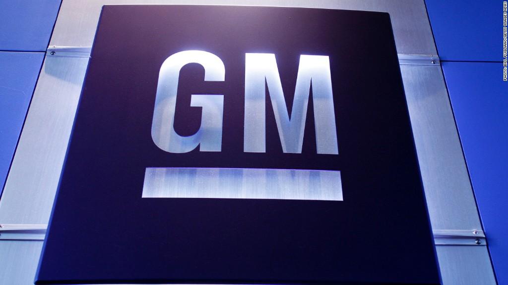 Eladásösztönzés a GM-nél