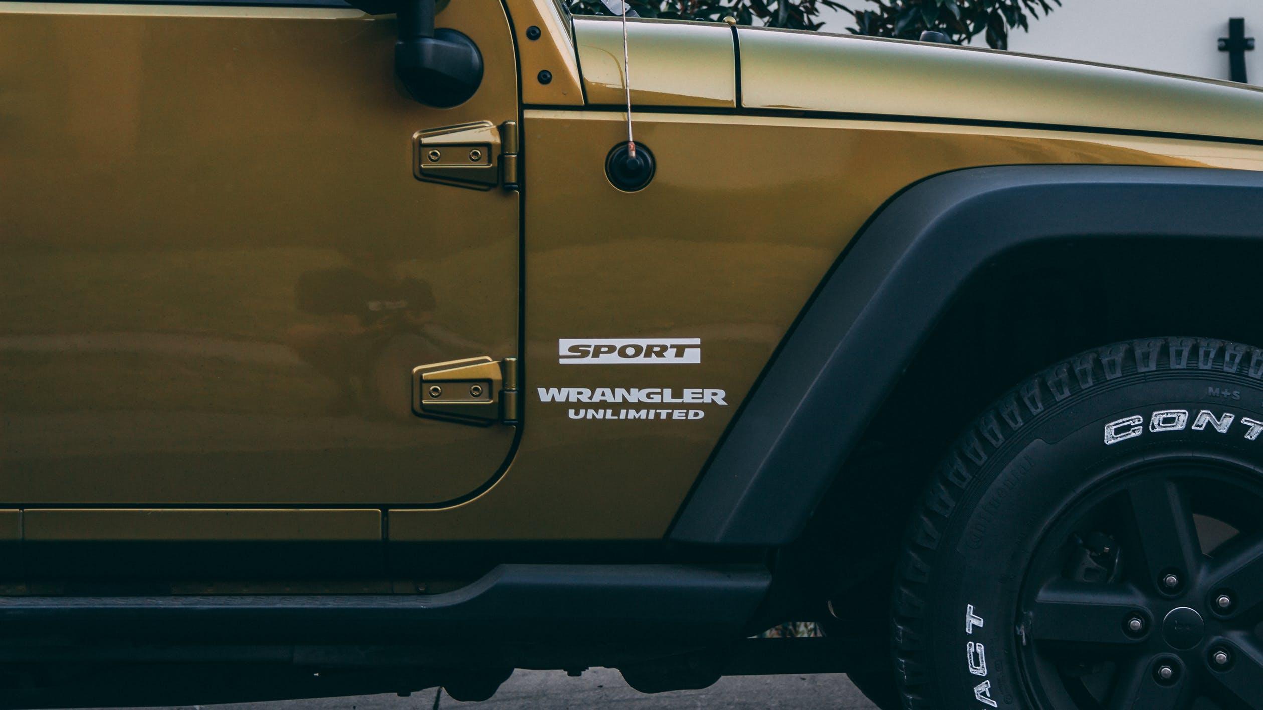Jeep Wrangler elektromos terepjáró