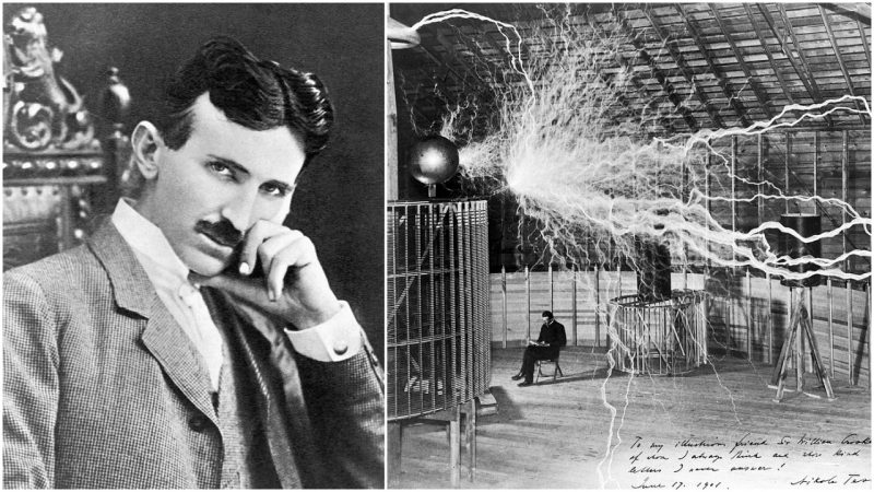 Ki is volt Nikola Tesla?