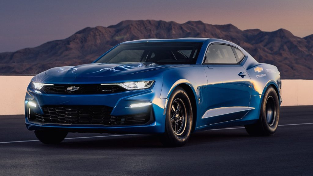 elektromos Chevrolet