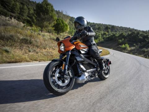 Harley-Davidson elektromos motorkerékpár