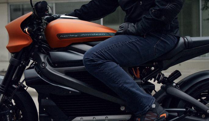 Harley Davidson elektromos motorkerékpár e-mobility