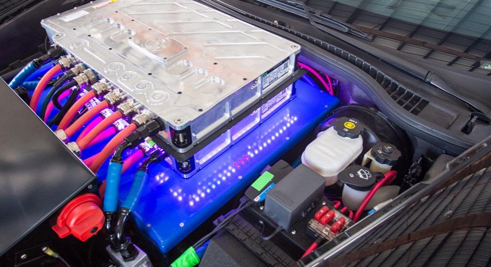 Genovation GXE Corvette elektromos motor
