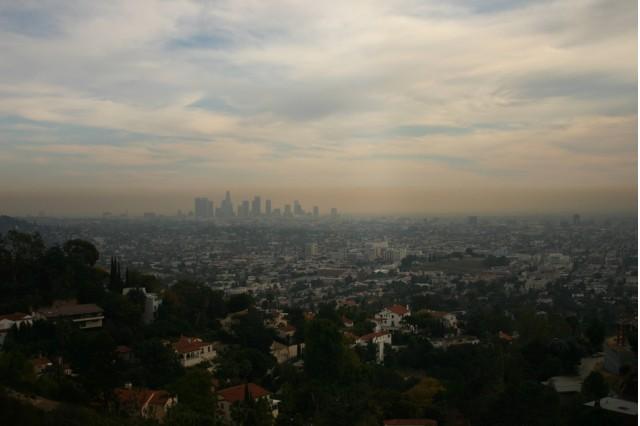 Los Angeles, szmogváros