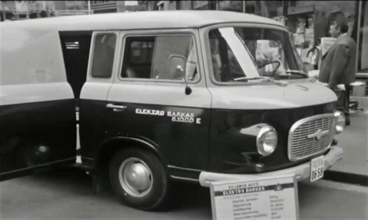 Az első elektromos autó Magyarországon