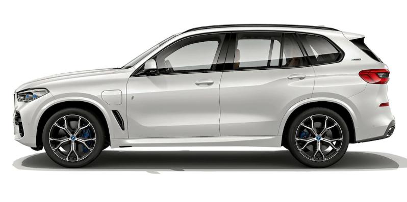 hibrid BMW
