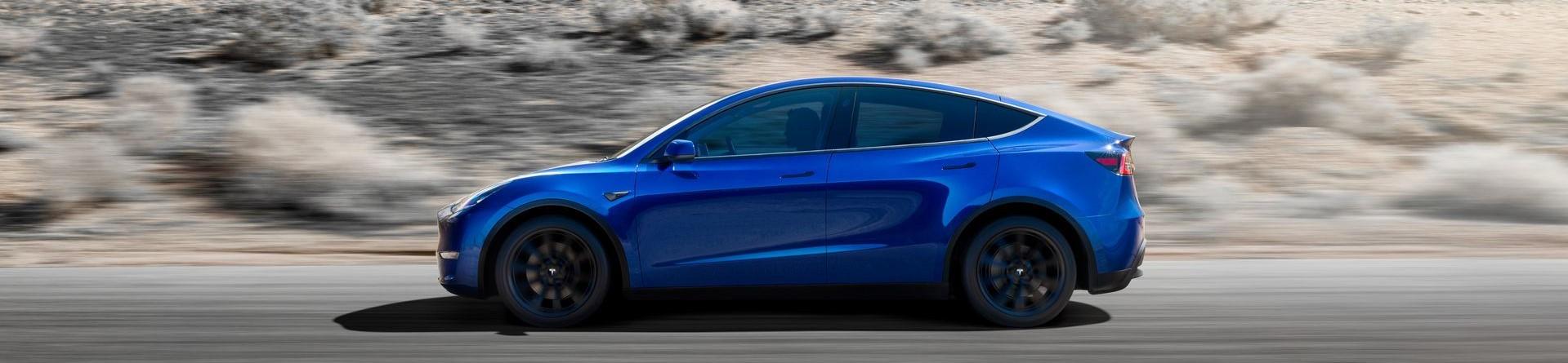 Teljes a Tesla-sor: Bemutatták az új modellt
