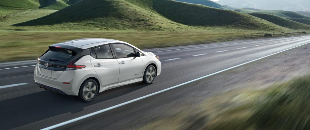 Elektromos Nissan