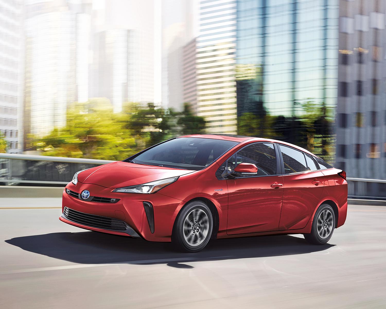 Hibrid Toyota