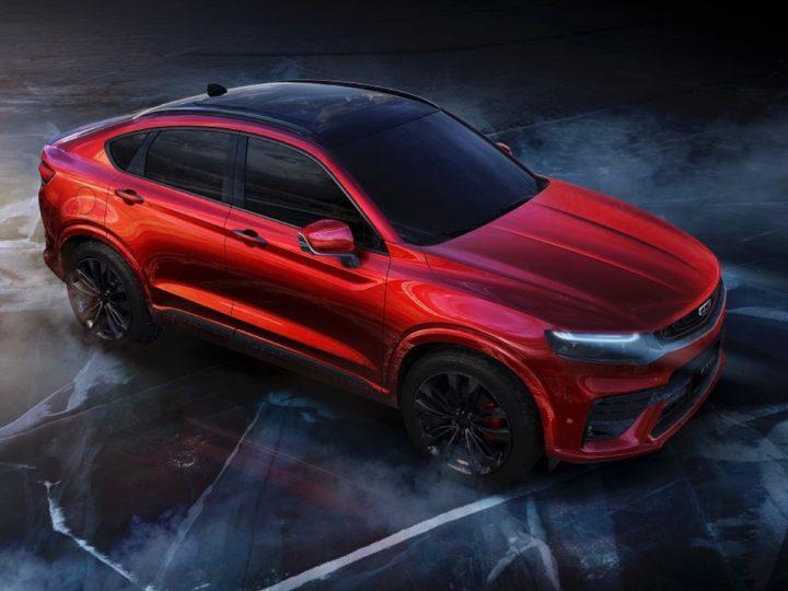 A Volvo kínai tulajának hibrid SUV-ja