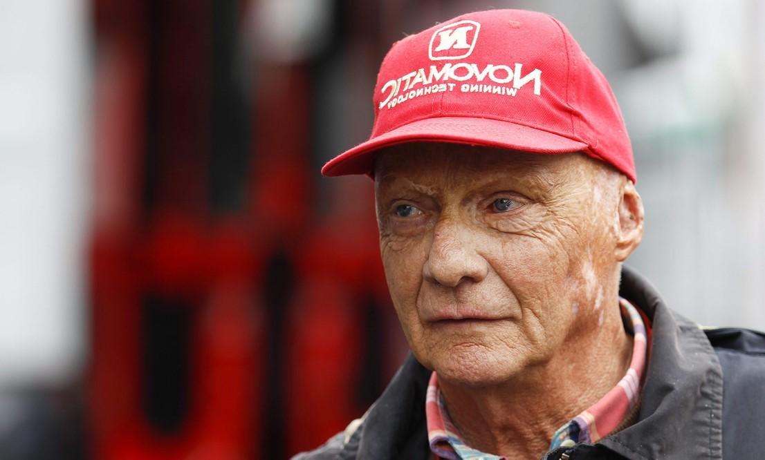 Gyász: Elhunyt Niki Lauda