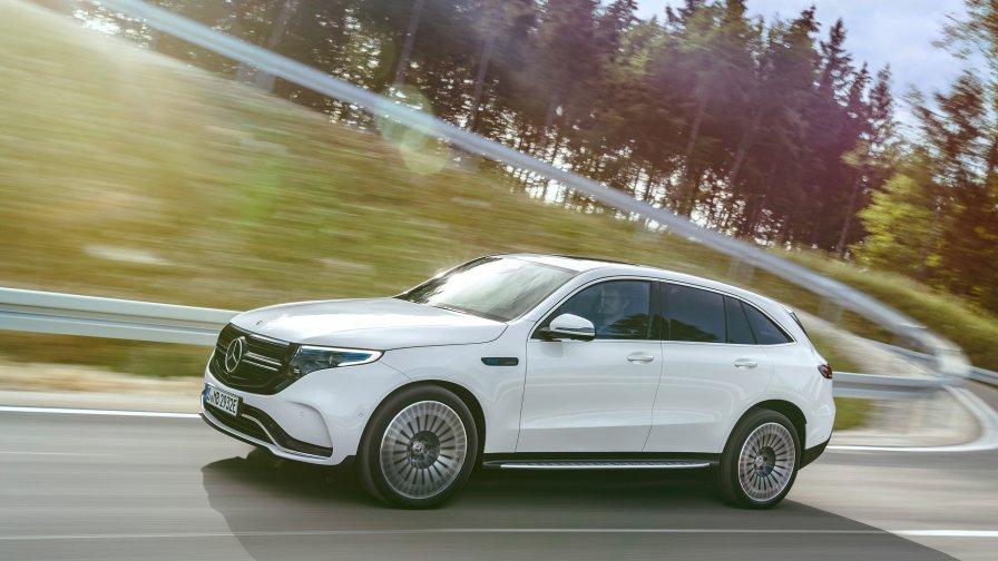 elektromos Mercedes