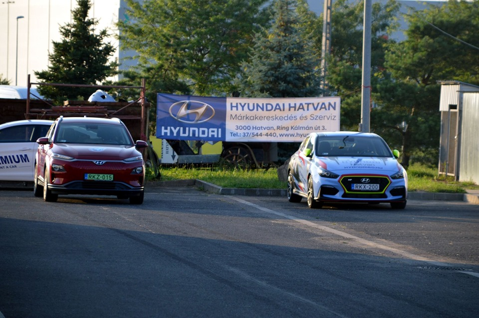Hyundai verseny