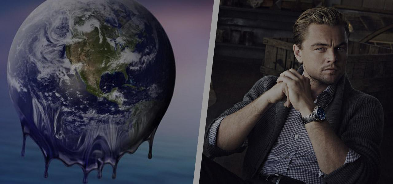 Leonardo Dicaprio, harc a Földünkért