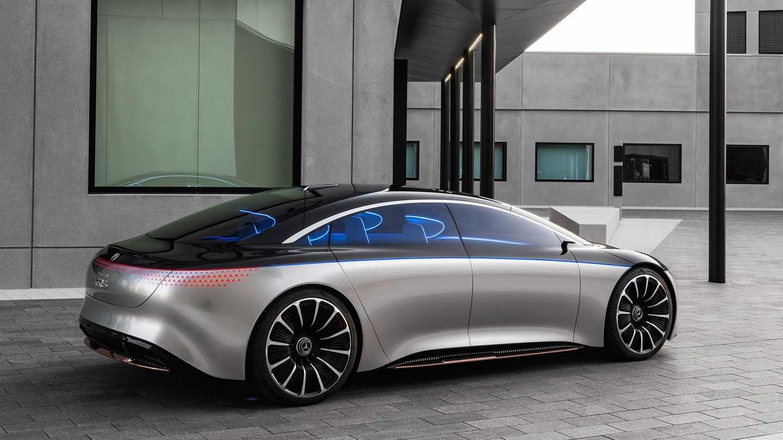 Újabb elektromos Mercedes a láthatáron