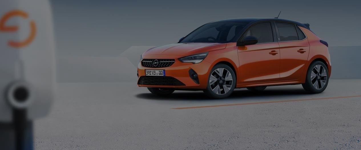 Elektromos Opel Corsa