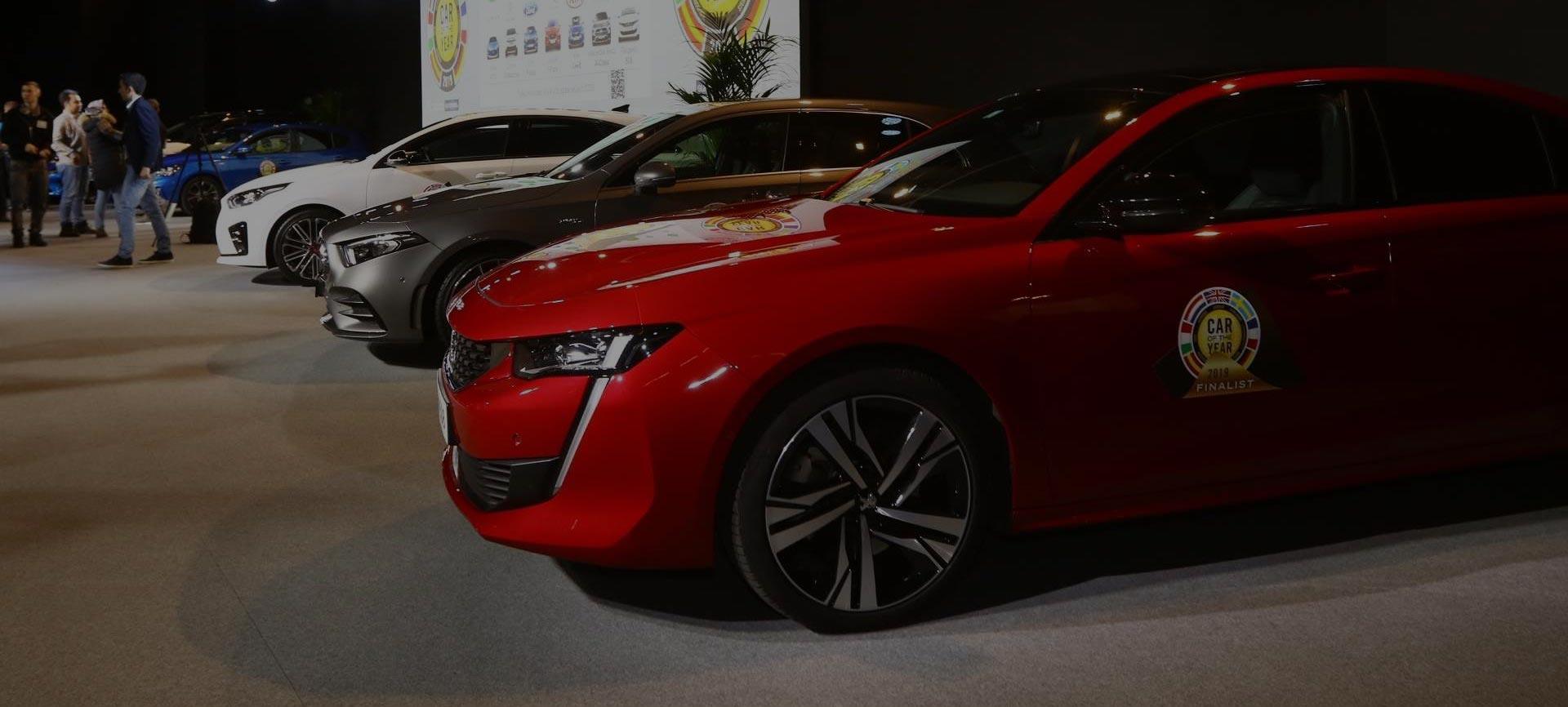 Elektromos autó az év autója
