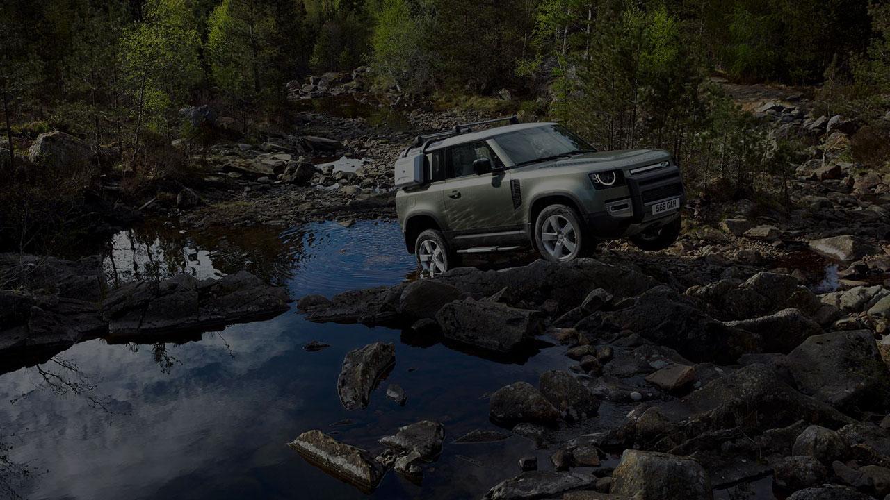 Hibrid Land Rover