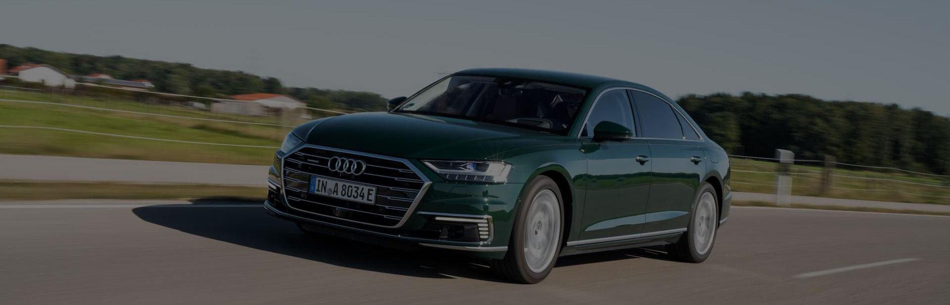 Érkezik a hibrid Audi A8