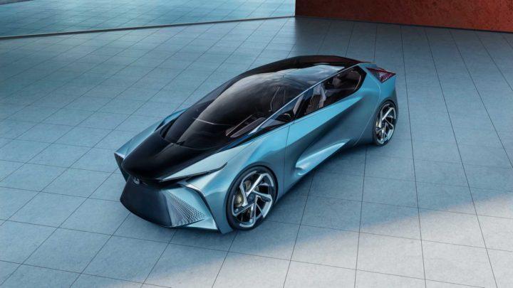 A jövőre lett tervezve az új Lexus