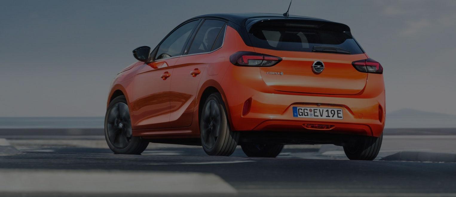 8 új elektromos  Opel