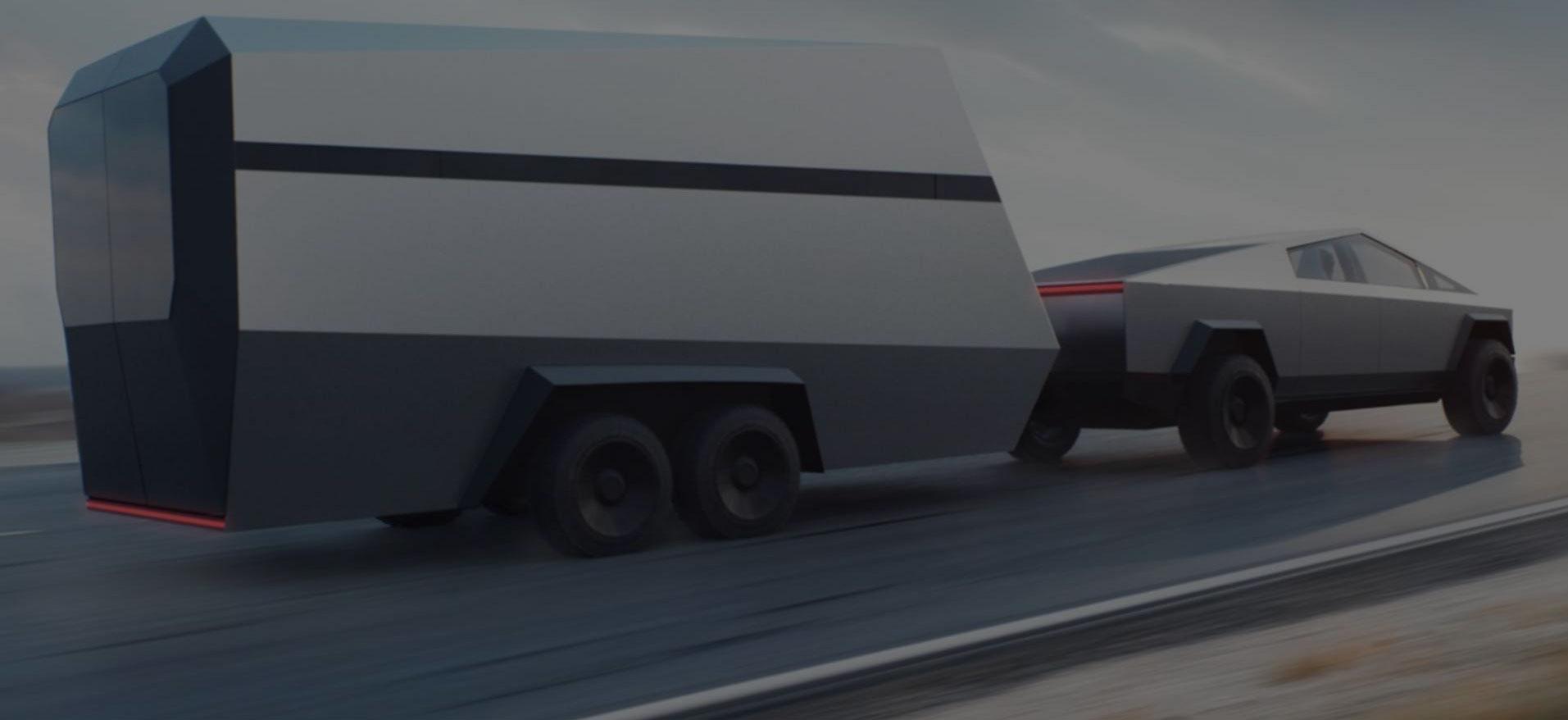 Végre lehullott a lepel a Tesla Pickup-ról