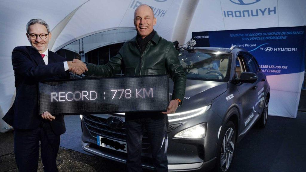 Hyundai rekord