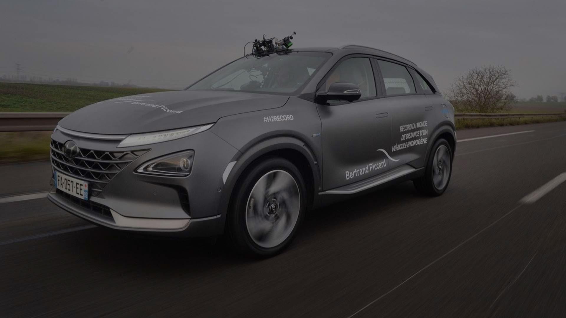 Rekordot dönt a Hyundai Nexo