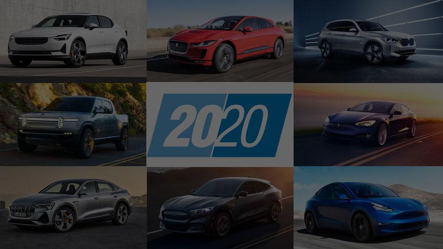 A 2020-as év elektromos autók szempontjából