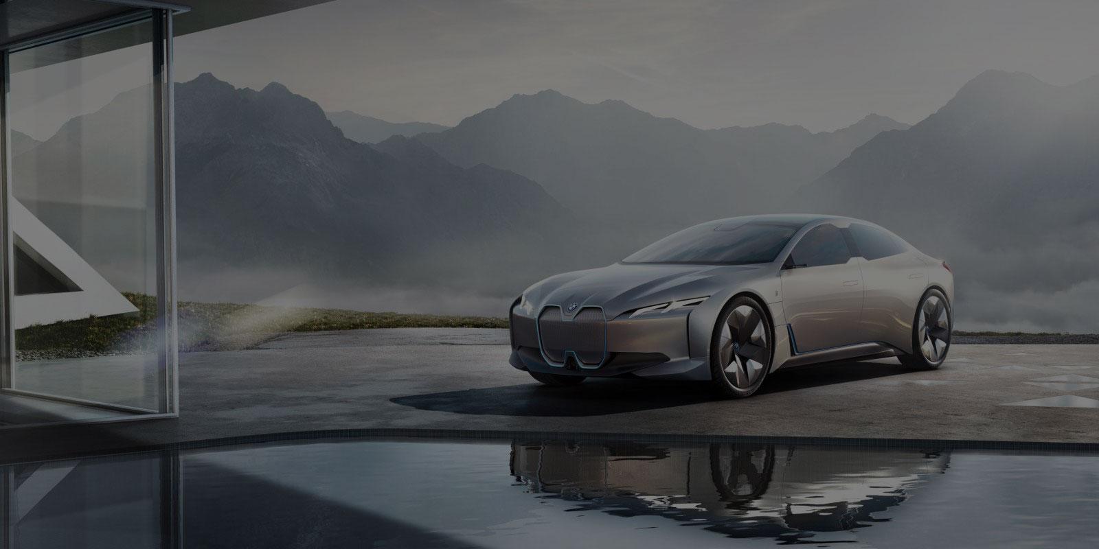 A BMW i6 lesz az új csúcs villanyautó?
