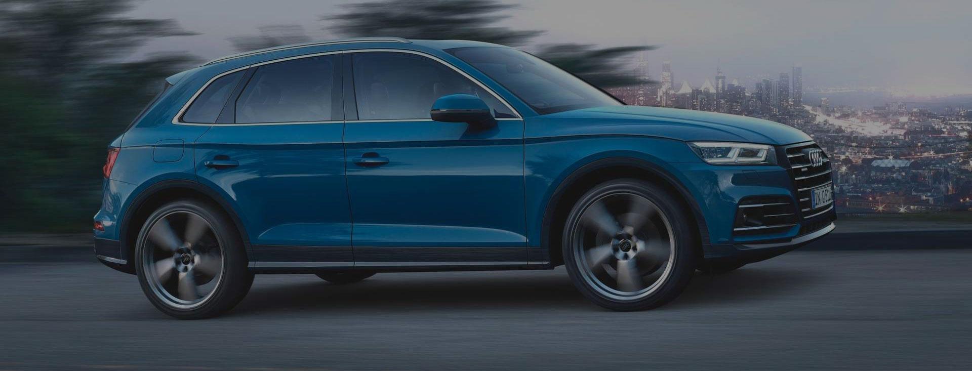 Érkezik az Audi Q5 Plug-in hibrid