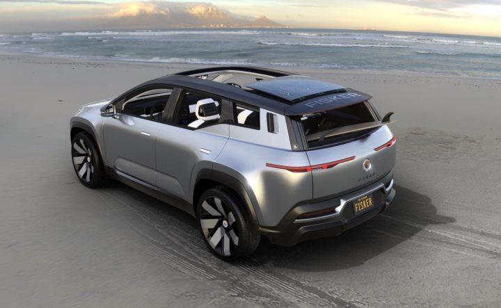 Tesla rivális a láthatáron a Fisker-től