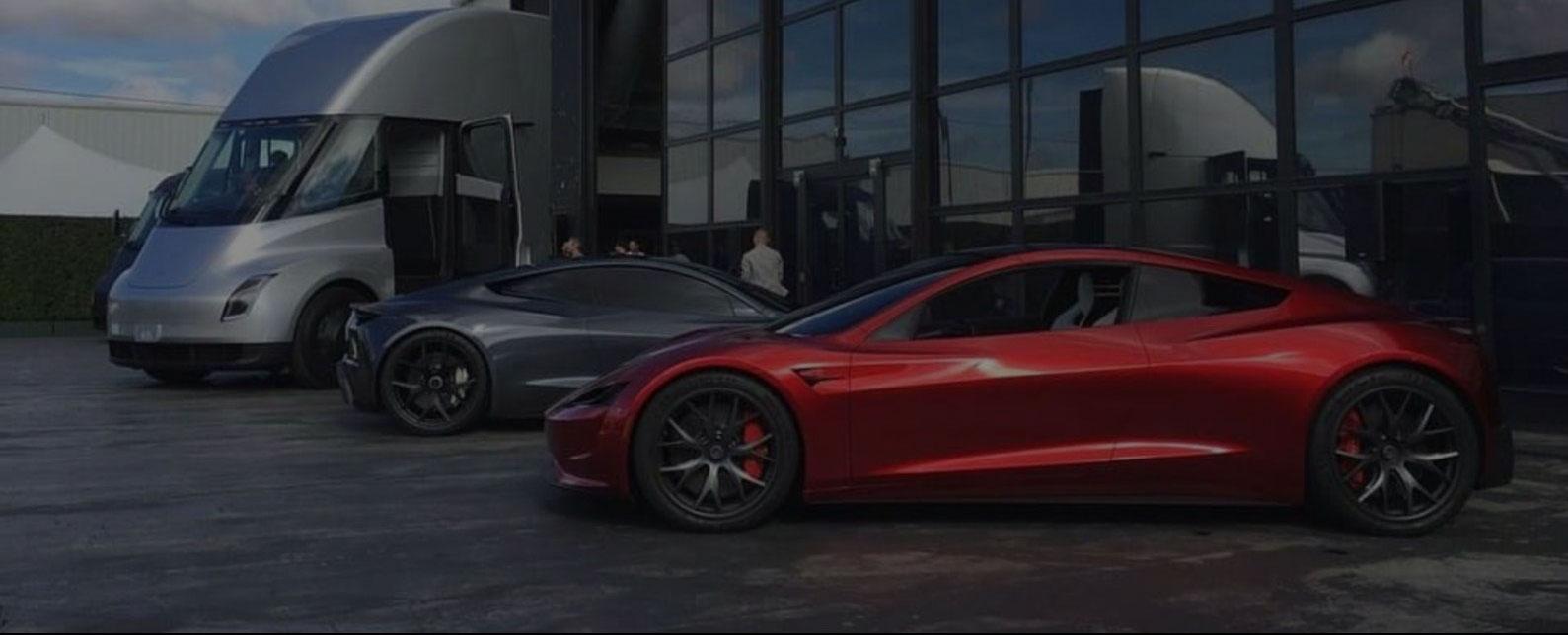 Erősen szárnyal a Tesla a piacon