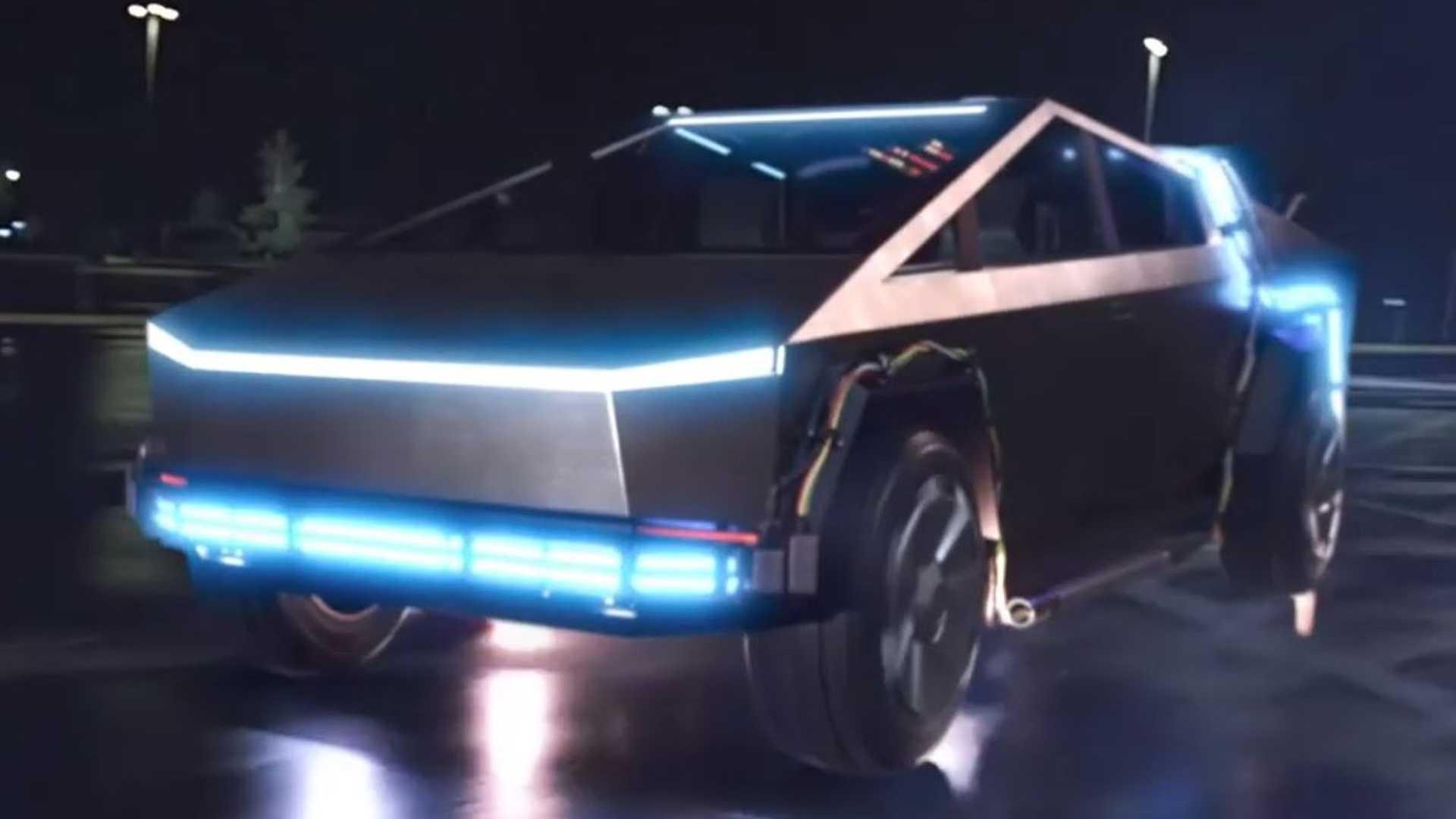 Kultuszt teremt a Tesla Cybertruck?