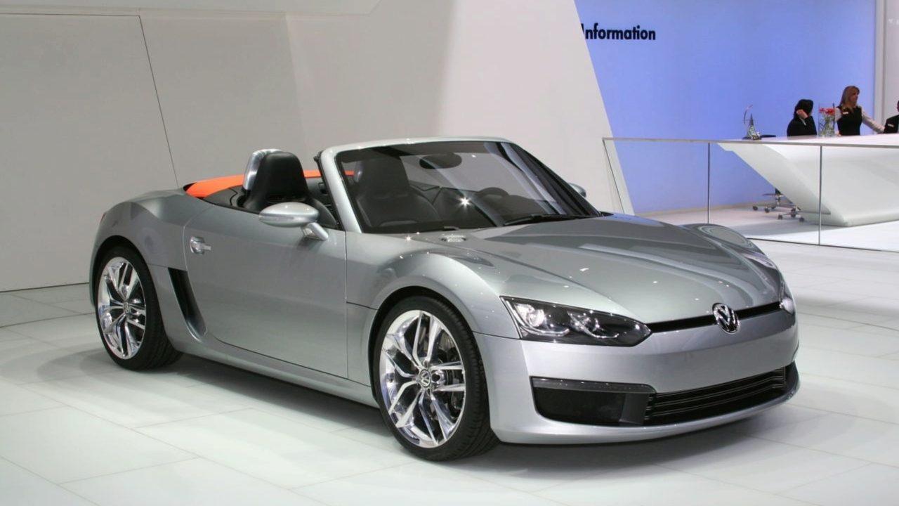 Már készül az elektromos sport Volkswagen?